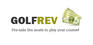 Golf Rev - Pre-sale the seats to play your course!